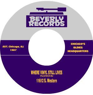 RARE RECORD SHOP CHICAGO | 45 VINYL | ALBUMS | BEVERLY RECORDS